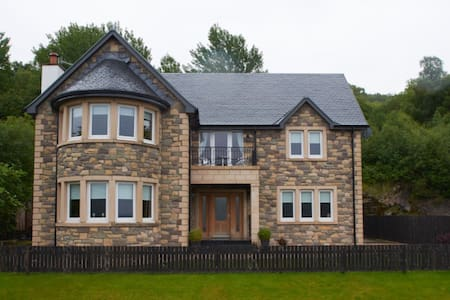 Luxury 6 Bed Villa near Inveraray - Casa