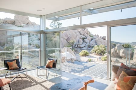 Rock Reach House - Yucca Valley - Haus