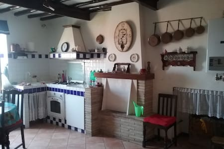 Casa antica a Giove ,centro storico - Giove - Apartemen