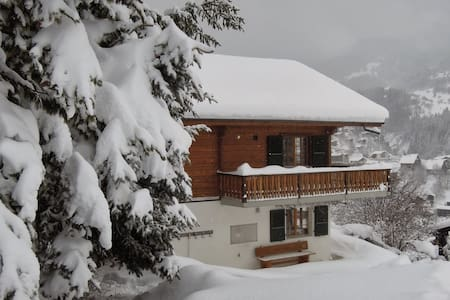 Beautiful Chalet Anne-Marie - Chalet