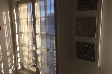 Bel appartement historique 3 pièces