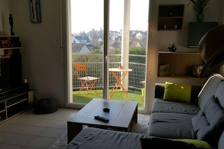 Bel appartement lumineux très calme - Appartement