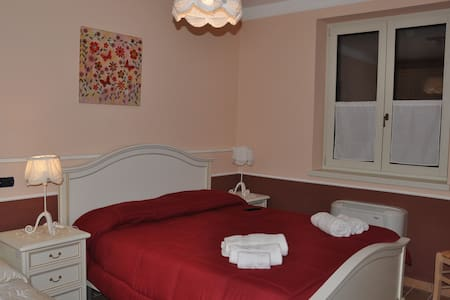 Stanza Privata Camera Rossa - Bed & Breakfast