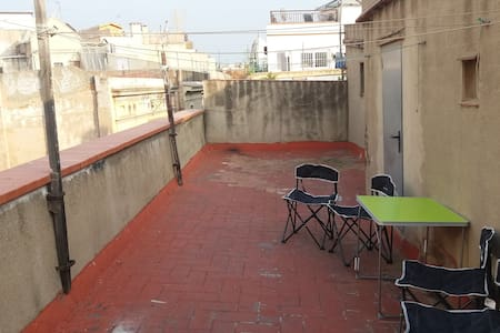 Rooftop In the Heart of Barcelona !! - Wohnung