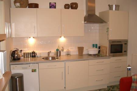 bijou flat in stunning Pyrenees - Appartement