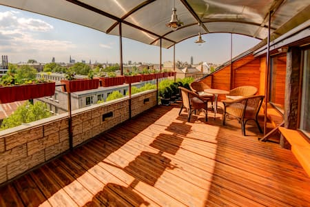 Roof Garden Terrace - Apartment