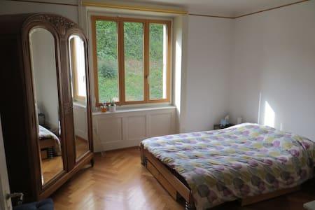Charmant appartement de 3 pièces bien ensoleillé - Apartamento