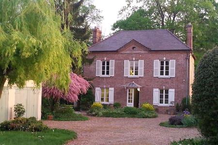 Chambre d'hôte de charme proche Giverny - La Chapelle-Réanville - Gästehaus