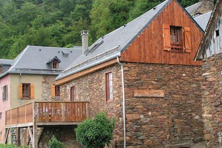 Gite dans  Pyrénées avec vue imprenable (5 pers) - Cazaux-Layrisse
