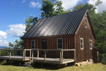Storybook Mountain Cabin in Vermont - Stuga