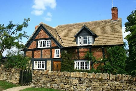 The Old Forge, Great Washbourne. - Great Washbourne - Hus