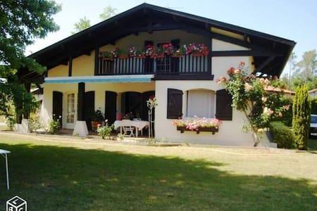 Bienvenue Chez Nous à Labouheyre - Gjestehus