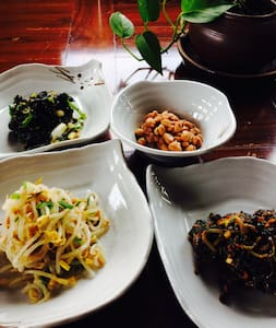 모산방여행게스트하우스&한식당 - Buwon-ro, Gunsan-si - Hus