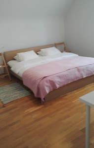 Stadt Aarau 5Gehmin zum HB Zimmer2 in Gästewohnung - Apartament