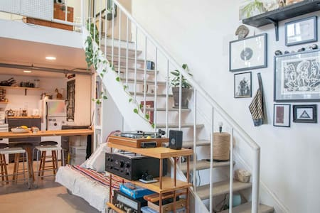 Awesome Hard Loft on Sterling Road - Toronto