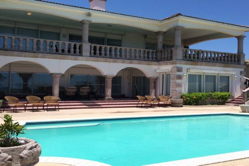 Mansion on the Beach - Houses for Rent in South Padre Island
