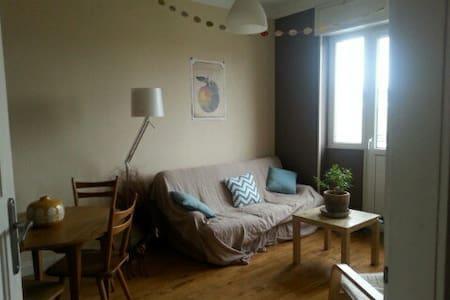 Appartement lumineux et calme - Thionville - Apartemen