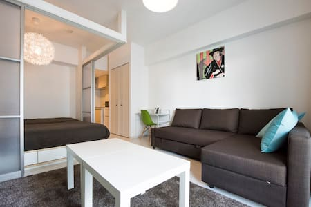 NEW1LDK/Furnished/Easy access/501 - Apartment