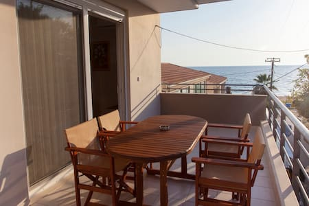 Solymar Apartment - Vrachos - Apartment