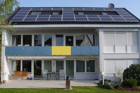 Wohnung im Dachgeschoss - Wohnung