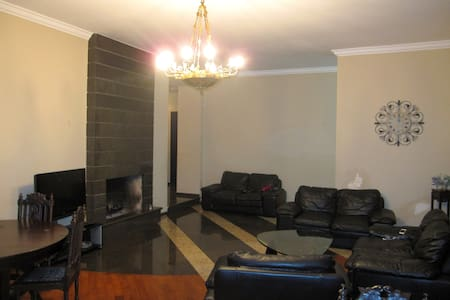 Beautiful 3bdr House with a Lovely Garden - Kutaisi