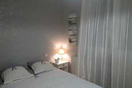 Entre mer et campagne une chambre cosy bien située - Trélivan