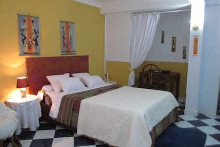 Charmant studio en ville,sécurisé, services inclus - Antananarivo - Wohnung