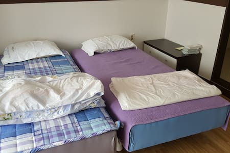 Near Dujeong Station(두정역) - UJINVIL House 304 - Apartment