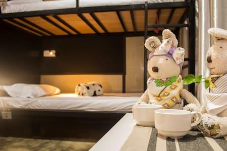 B&B@21 (4-beds Dorm Room) - Kota Kinabalu