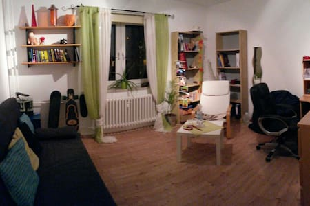living in the heart of Kiel - Pis