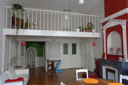 Grand, lumineux appartement àVIENNE - Appartamento