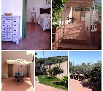 Casa rurale Baglio Papuzzi Trapani - Villa