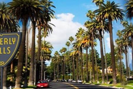 Beverly Hills Villa near Rodeo Dr. - Los Angeles - Apartment