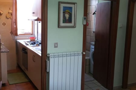 COSY ITALIAN APARTMENT NEAR GREAT WHITE BEACH - Lejlighed