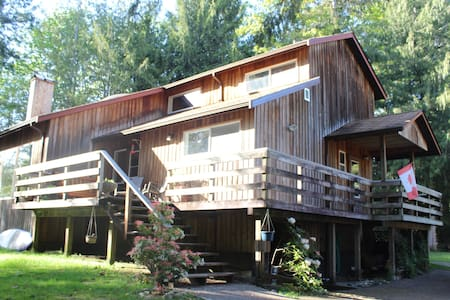 Sproat lake Rustic Retreat - Port Alberni