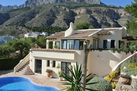 Casa Jazmin, Beautiful villa in Altea - Altea