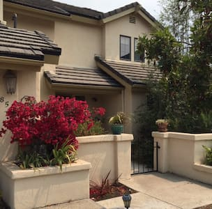Roomy Suite in Wooded Enclave Minutes from Beaches - Arroyo Grande - House
