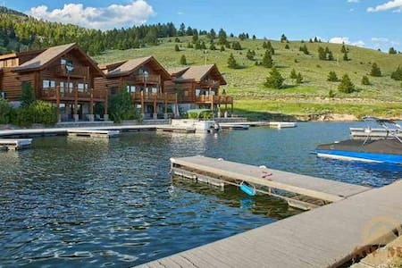 Yellowstone Luxury Lakehome(Cowboy) - House