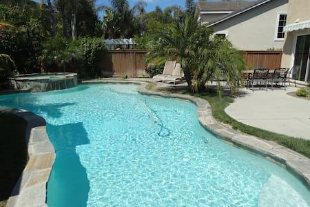 Pool & Spa,Beach,Legoland,Del Mar Fairgrounds(#1) - Carlsbad - House