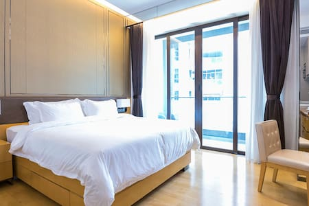 (concessional rate)Deluxe King Room  - Tian He - Canton - Appartamento