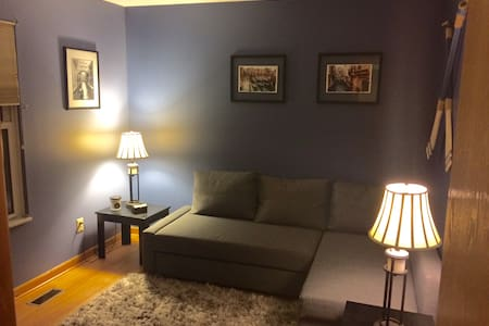 Cozy 1 bedroom in Hilliard - Hilliard - House
