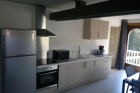 F4 Comoretto au 2ème étage avec balcon - Appartement