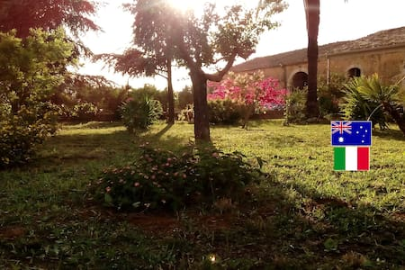 Olive Grove Relax only 6km from Comiso airport - Flat