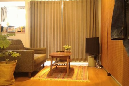 Cozy stay for sightseeig,backpacker (free wi-fi) - Apartment