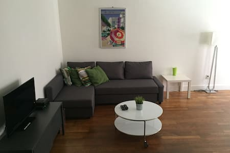 Nice apartment 2 mn from the beach! - Lakás