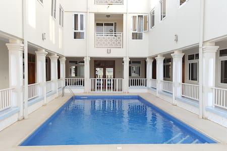 Grace Court Master Suite Rm 3 Adiebeba Kumasi - House