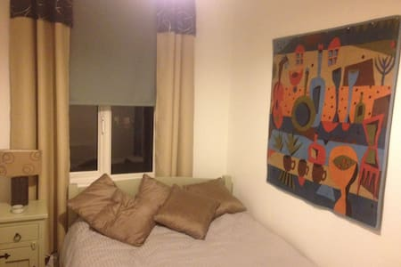 Double room in London town house - Casa