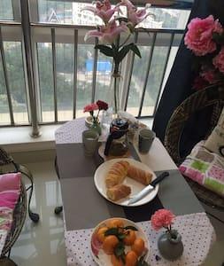 cozy home with big window lake view - Nanning Shi - Wohnung