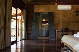 Picture of Luxury loft in wooden longhouse