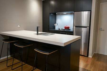 Modern apartment in great location - Free parking - Wohnung